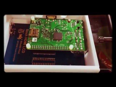 Uniker Raspberry Pi 2 5 inch LCD Screen