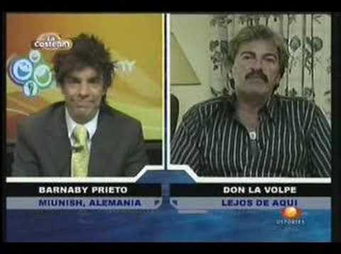 EUGENIO DERBEZ ENTREVISTA LA VOLPE