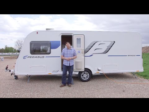 The Practical Caravan Bailey Pegasus Brindisi review