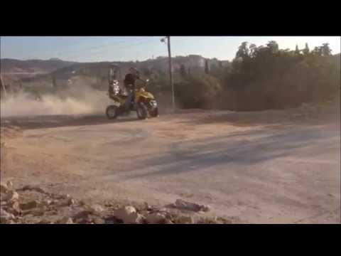 Motorbike Drifting – Ibrahim Obeidi