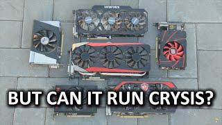 But can it run Crysis? - Modern Hardware Edition