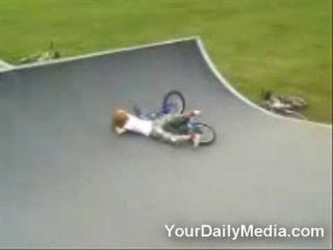 """The """"Half pipe"""" Accident."""