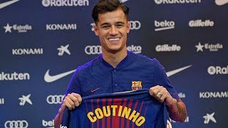 Download Video Coutinho Welcome To Barcelona! Official - Confirmed Winter Transfers 2018 ft. Coutinho, Van Dijk HD MP3 3GP MP4