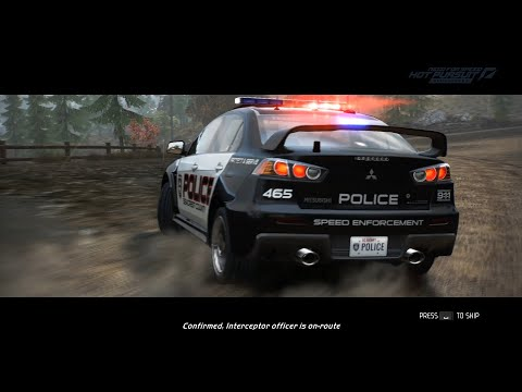 Need For Speed Hot Pursuit Remastered (2020) - Traffic Police Events