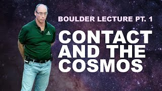 Video Contact and the Cosmos (Boulder Lecture Pt. 1) MP3, 3GP, MP4, WEBM, AVI, FLV Oktober 2018