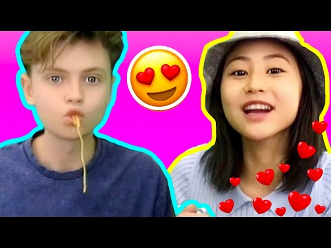 BABY LIZZY GOES ON A DATE WITH HER CRUSH!!