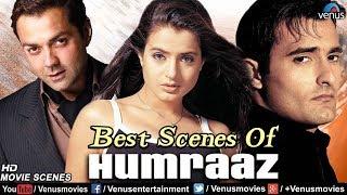 Video Best Scenes Of Humraaz   Hindi Movies   Bobby Deol   Akshaye Khanna   Best Bollywood Movie Scenes MP3, 3GP, MP4, WEBM, AVI, FLV Maret 2019