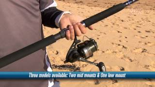 Gary Howard 4x4 Traveller Beach Rods [VIDEO]