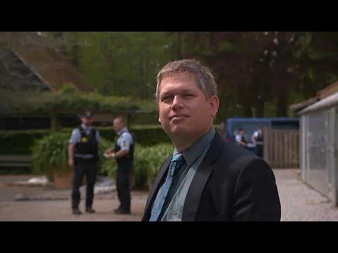 Dänemark: Wahlkampf unter Polizeischutz - Rasmus Palu ...