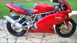 2. ducati 800 supersport