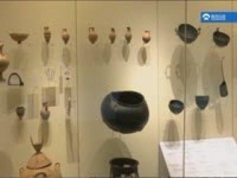 """Λόγω Τέχνης : """" Kρήτη. Αναδυόμενες πόλεις """" (Μουσείο Κυκλαδικής Τέχνης)(16/02/2019)"""