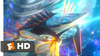 Aquaman (2018) - Escape from Atlantis Scene (4/10) | Movieclips