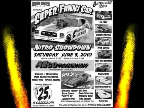 Atco Super Funny Car Nitro Showdown