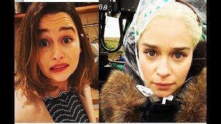 24 Times Emilia Clarke Was Not Only the Mother of Dragons, but the Queen of Instagram In case you haven't been lucky enough...