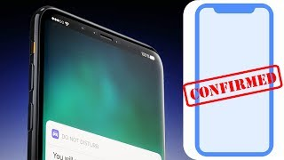 Apple Leaks iPhone 8 FINAL Design & Features!