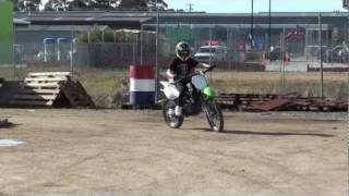 10. Anthony's First Time on the KLX125L