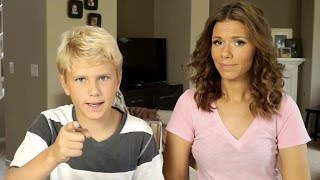 Kristina Kuzmic and Her Son - Tips on How Not To Bully