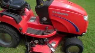 5. Problems with my Simplicity tractor