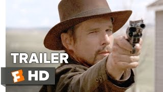 Nonton In A Valley Of Violence Official Trailer 1  2016    Ethan Hawke Movie Film Subtitle Indonesia Streaming Movie Download