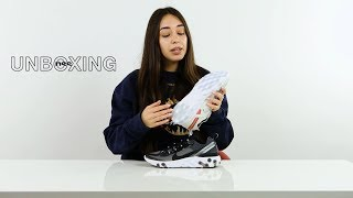 nss unboxing the Nike React Element 87 w/ Ilaria Bigg