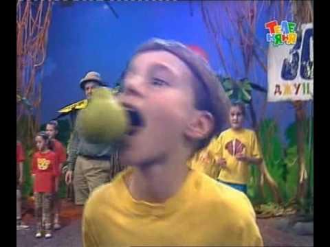 Зов Джунглей # 9 - любимая детская телепередача 90х (видео)