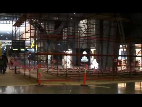 Tour of the new Hamad International Airport in Doha, Qatar o