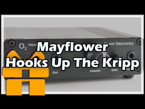 Mayflower Electronics Hooks Up The Kripp