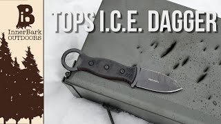 I wanted to see for myself how tough the I.C.E. Dagger by TOPS was. The blade is designed to be one of the toughest daggers with it's reinforced tip, stout profile, and true American manufacturing, but talk is cheap, and the I.C.E. Dagger is for folks that demand a tool that won't fail.Find the I.C.E. Dagger at www.inner-bark.comOfficial website, blog, and online store.www.inner-bark.comJoin me on social media to be up to date on the latest projects, news, and giveaways.Facebook- www.facebook.com/innerbarkTwitter- www.twitter.com/innerbarkPintrest- www.pintrest.com/innerbarkInstagram- www.Instagram.com/innerbark