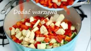 Przepis na ratatouille z bakłażanem