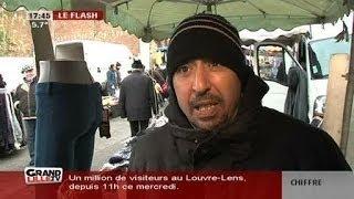Roubaix France  city images : Roubaix, ville la plus pauvre de France