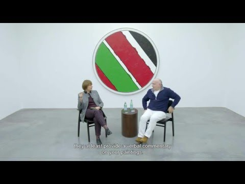 A conversation between Catherine Millet and Bertrand Lavier