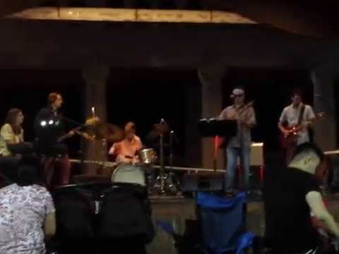 """Live Video: """"Seven Days"""" (Ron Wood, Bob Dylan) by 5 Believers, in Atlantic City"""