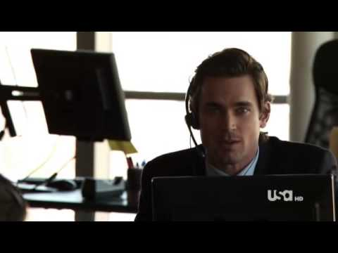 best cold call ever from White Collar
