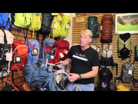 Choosing the Right Backpack - Go Trek | NW Mountain Guides