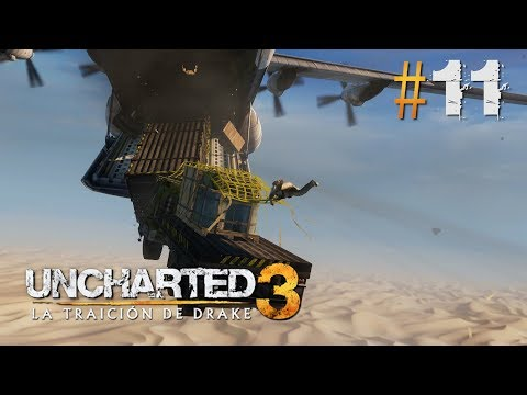 UNCHARTED 3 - #11 ACCIDENTE AÉREO