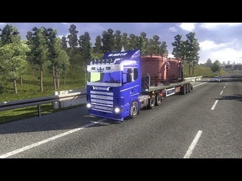 Scania 124G-360