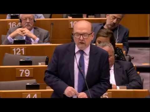 Ryszard Legutko - debata ws. Brexitu
