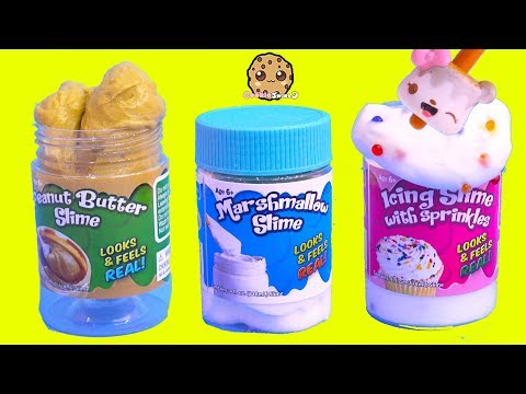 Play doh - Slime Or Food ? Surprise Toys + Color Changing Num Noms Dippers