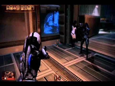 Message from Criana (Mass Effect 2)