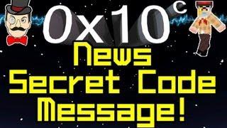 0x10c - News CRACK NOTCH'S CODE ! Alternate Reality Game !