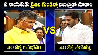 Video YS Jagan and Chandrababu Naidu Take Oath in Assembly As CM and Opposition Leader | TT MP3, 3GP, MP4, WEBM, AVI, FLV Juni 2019