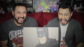 How Batman v Superman: Dawn of Justice Should Have Ended REACTION & DISCUSSION!!! by The Reel Rejects