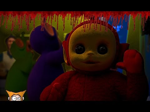 What If Teletubbies Was A Horror Movie?