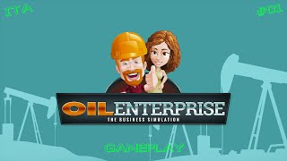 Ciao a tutti e benvenuti in questo nuovo video, dove inizieremo la serie sul gioco Oil Enterprise, che potete comprare da Steam tramite il link qui sotto. Fatemi sapere con un like se l'idea vi piace! Buona visione :)-----------------------------------------------------------------------------------------LINK UTILI:Pagina FB: https://www.facebook.com/pages/Mattetech/412170852219643Oil Enterprise (Steam): http://store.steampowered.com/app/353630/