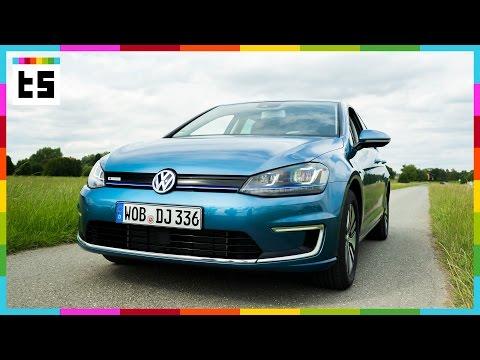 Elektroauto: VW e-Golf – das (Stadt)-Elektroauto fü ...