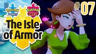 LOCKED BOSS!!   Pokemon Isle of Armor DLC (Episode 7) by Tyranitar Tube