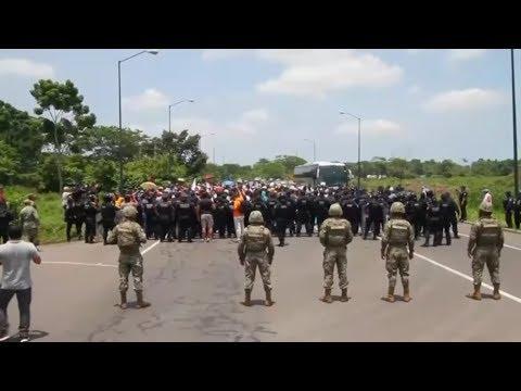 Mexiko: Rund 15 000 Soldaten kontrollieren nun an der US-Grenze