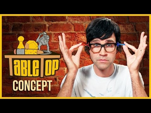 Concept: Rhett McLaughlin, Link Neal, and Joseph Scrimshaw Join Wil on TableTop