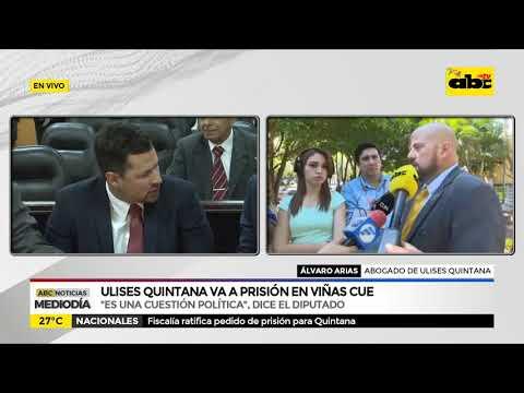 Álvaro Arias: ''Es una cuestión política''