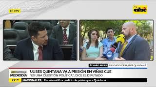 Álvaro Arias ''Es una cuestión política''